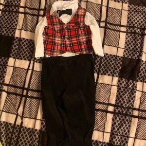 3-pc suit baby boy